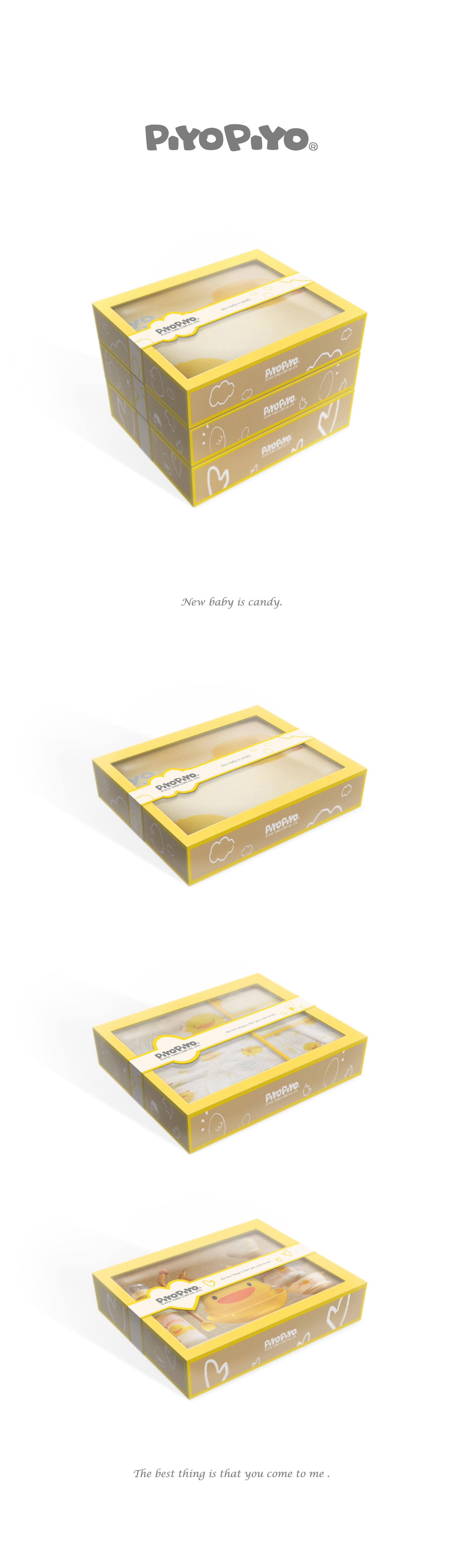 PiyoPiyo Packaging